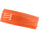 Compressport Thin On/Off Headband Fluo Orange